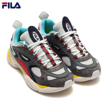 FILA 2019 SS Casual Style Unisex Low-Top Sneakers (F5070-0077)