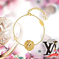 Louis Vuitton Brass With Jewels Elegant Style Fine