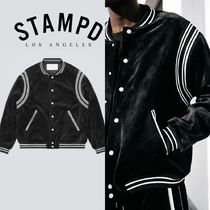 Stampd' LA Short Collaboration Varsity Jackets