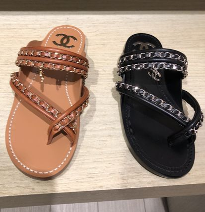 406a2eb3727b CHANEL More Sandals Sandals 6 CHANEL More Sandals Sandals ...