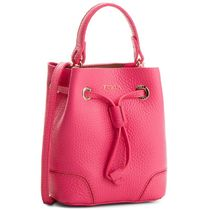 FURLA STACY Casual Style 2WAY Plain Shoulder Bags