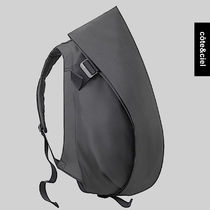 COTE & CIEL Unisex Canvas Collaboration A4 Backpacks
