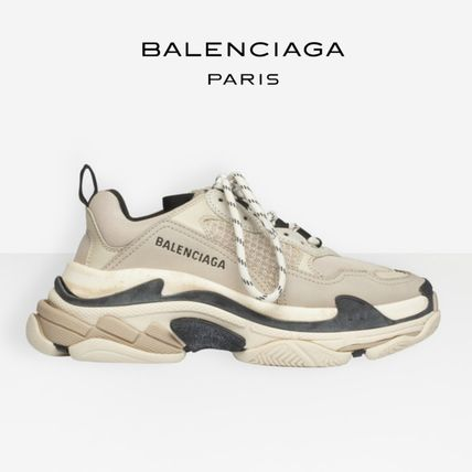 d4a611cead24 BALENCIAGA Triple S 2019 SS Low-Top Sneakers (524039W09O69787) by ...