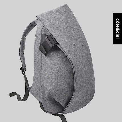 Unisex Canvas Collaboration A4 Backpacks