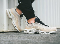 Nike AIR MAX 97 Unisex Street Style Plain Sneakers