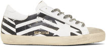 Golden Goose Star Street Style Leather Sneakers