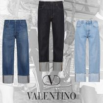 VALENTINO Oversized Jeans & Denim