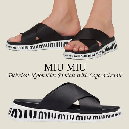 MiuMiu More Sandals