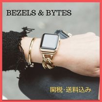 BEZELS & BYTES Casual Style Chain Stainless Watches