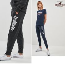 Hollister Co. Casual Style Street Style Sarouel Pants
