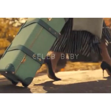 Tiffany & Co Collaboration Hard Type Carry-on Luggage & Travel Bags