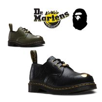Dr Martens Unisex Street Style Collaboration Leather Boots