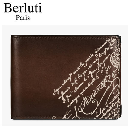 Unisex Leather Folding Wallets