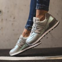 New Balance 574 Casual Style Low-Top Sneakers