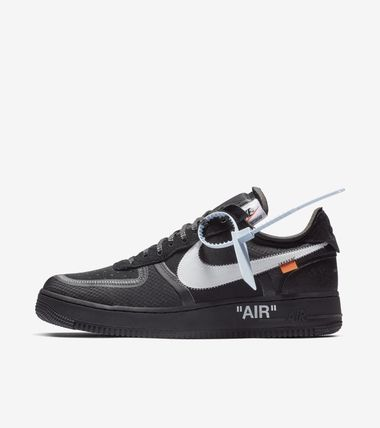 Off-White Sneakers Unisex Street Style Collaboration Sneakers 2