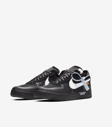 Off-White Sneakers Unisex Street Style Collaboration Sneakers 4