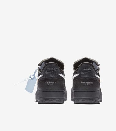 Off-White Sneakers Unisex Street Style Collaboration Sneakers 6