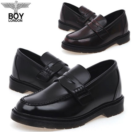 Slip-ons (ROSE PENNY LOAFERS