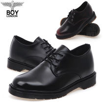 BOY LONDON Loafers Street Style Collaboration Plain Loafers & Slip-ons