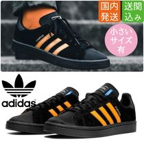 adidas CAMPUS Stripes Unisex Suede Street Style Collaboration Sneakers
