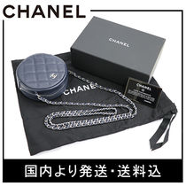 CHANEL MATELASSE Leather Shoulder Bags
