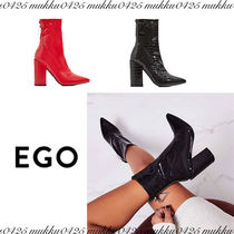 EGO Enamel Ankle & Booties Boots