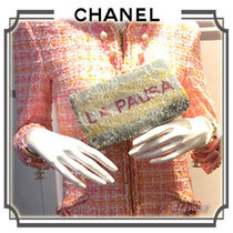 CHANEL Elegant Style Clutches