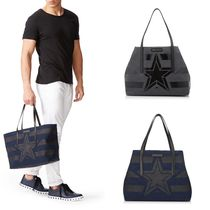 Jimmy Choo Star Unisex Canvas Handmade Hip Packs