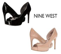 Nine West Plain High Heel Pumps & Mules