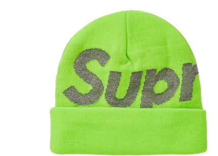 Supreme Knit Hats Unisex Street Style Knit Hats 4