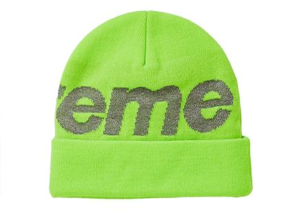 Supreme Knit Hats Unisex Street Style Knit Hats 5