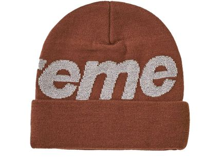 Supreme Knit Hats Unisex Street Style Knit Hats 7