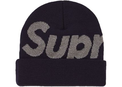 Supreme Knit Hats Unisex Street Style Knit Hats 8