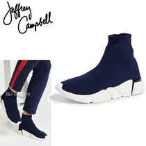 Jeffrey Campbell Casual Style Street Style Plain Platform & Wedge Sneakers
