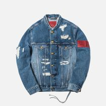 Levi's Street Style Collaboration Jackets