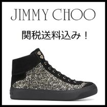 Jimmy Choo Suede Sneakers