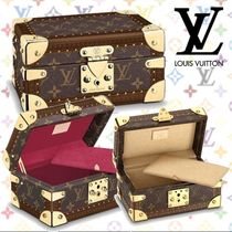 Louis Vuitton MONOGRAM Unisex Blended Fabrics Over 7 Days Luggage & Travel Bags