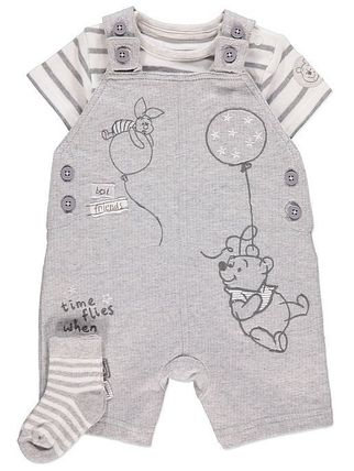 Unisex Collaboration Baby Girl Bottoms