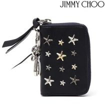 Jimmy Choo Star Studded Keychains & Bag Charms