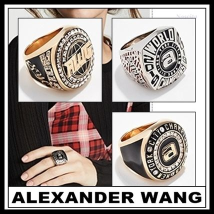 Casual Style Unisex Street Style Brass Rings