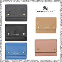 Burberry Calfskin Folding Wallets