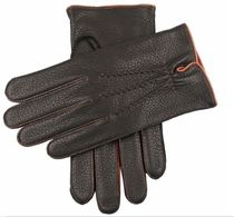 DENTS Unisex Leather Leather & Faux Leather Gloves