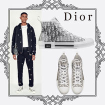 Christian Dior Unisex Street Style Sneakers