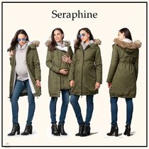 Seraphine Blended Fabrics Maternity Wear