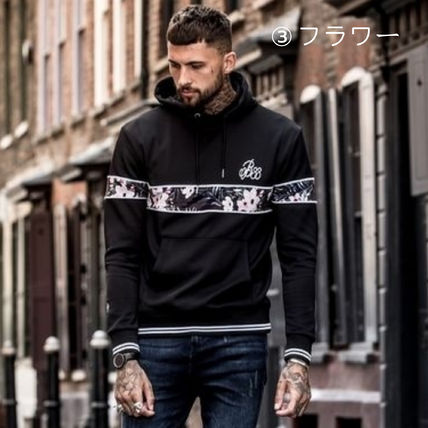 Bee Inspired Clothing Hoodies Other Check Patterns Flower Patterns Street Style 8