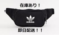 adidas Unisex Canvas Street Style Plain Hip Packs