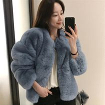 Faux Fur Bi-color Plain Medium Home Party Ideas Fur Vests