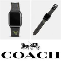 Coach Casual Style Unisex Leather Watches