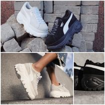 PUMA SUEDE Collaboration Low-Top Sneakers