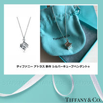 Tiffany & Co THE ATLAS Casual Style Silver Fine